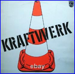 KRAFTWERK 1 same LP/Record Philips 6305 058 (RI) Germany FOC-Klappcover