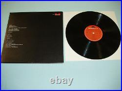 LATTE E MIELE Papillon 12 vinyl album LP Italian PROG Textured Cover Polydor