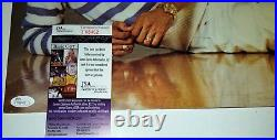 LIONEL RICHIE Signed Motown Records Debut Album Photo Cover+Vinyl Commodores JSA