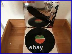 Led Zeppelin Mirror Cover/Sleeve Ultra rare LP in MINT