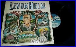 Levon Helm Album American Son 1980 Vintage! Mint Vinyl Mint Cover! Ultra Rare