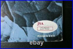 Manzarek Krieger Densmore Signed Autographed Record Album Cover Doors JSA Z37933