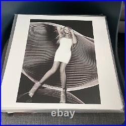 Mariah Carey Caution Different Cover US Pink Vinyl LP Album Sealed With Lithos