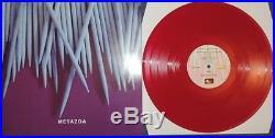 Metazoa- Gary Numan rare covers album on coloured vinyl