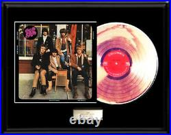 Moby Grape Self Titled Gold Metalized Record Lp Rare Finger Album Cover