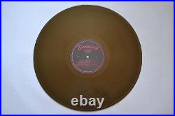 Motörhead No Remorse Leder Cover Coloured Gold Vinyl Limited Edition