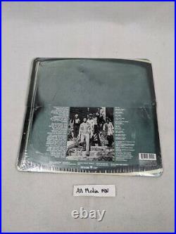 NEW Bob Marley The Wailers Catch A Fire Vinyl RSD Smoke Color Lighter Cover