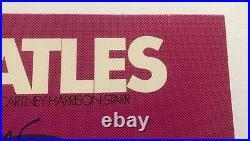 PAUL McCARTNEY Signed BEATLES' MAGICAL MYSTERY TOUR LP ALBUM COVER with BAS LOA