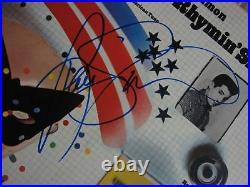Paul Simon signed LP Album Cover There Goes Rhymin' Simon PSA/DNA autographed