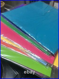 Pet Shop Boys Yes, 11 Albums Colorful Covers, Case, Rare, plusOn Tour 2009-2010