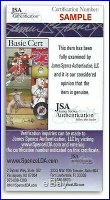 Pete Townshend Signed Autographed Album Cover The Who Quadrophenia JSA FF55625
