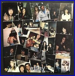 Peter Frampton Signed Im Into You Album Cover Vinyl Record Autograph MT PSA COA