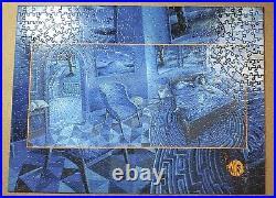 Phish Rift Album Cover Art- David Welker Jigsaw Puzzle 550 Pieces Complete