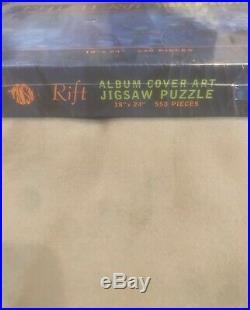 Phish Rift Album Cover Jigsaw Puzzle Poster