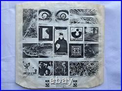 Pink Floyd Meddle UK 1st press vinyl textured gatefold cover LP album Lovely