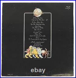 Queen (4) Mercury, May, Taylor & Deacon Signed Album Cover With Vinyl BAS #AA03409