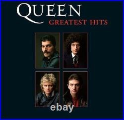 Queen Greatest Hits (Limited Edition Vinyl With Slipcase Cover Sleeve) NEW
