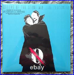 Queens Of The Stone Age, Like Clockwork MP3 & Flac BLUE COVER VINYL ALBUM SEALED
