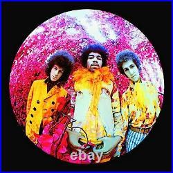 Rare 1967 Jimi Hendrix Are You Experienced Lp Record Album Cover Photograph