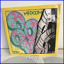 Rare Metal Fingers / MF Doom vinyl Special Herbs 4,5,6 Gatefold Cover 2003 OG