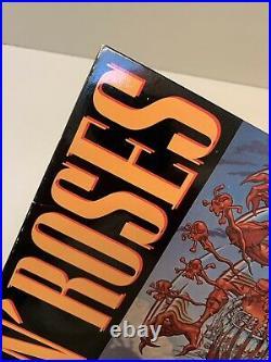 Rare Promo Guns N' Roses Apptite For Destruction Banned Robot Album Cover