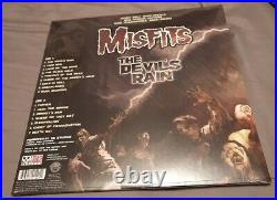 SEALED Misfits The Devil's Rain LP album vinyl LENTICULAR COVER