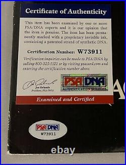Steve Miller Band Signed Record Album Cover PSA/DNA Autographed Abracadabra