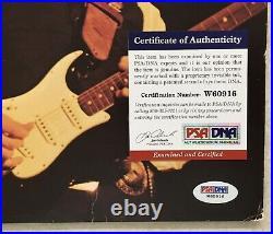 Steve Miller Band Signed Record Album Cover PSA/DNA Autographed Fly Like Eagle