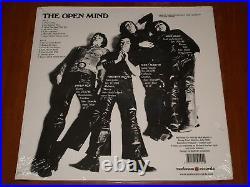 THE OPEN MIND 1st ALBUM SELF TITLED LP RARE SUNBEAM VINYL ORIGINAL COVER New