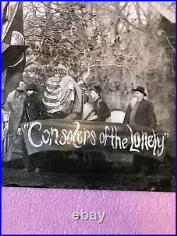 THE RACONTEURS CONSOLERS OF THE LONELY VINYL LP 2 Records Original Cover