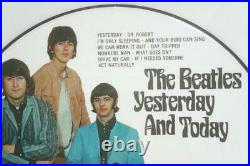 The Beatles Butcher Cover Yesterday and Today ST-2553 1966 3rd state RARE vinyl