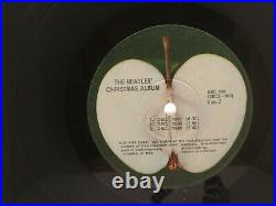 The Beatles Christmas Album AUTHENTIC Perry Cox COA Extra cover Also