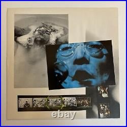 The Beatles White Album 1968 US Apple Numbered Cover All Inserts (EX)