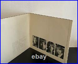 The Beatles White Album Top Loader #393672 Laminated Cover 1st Pressing 1968 UK