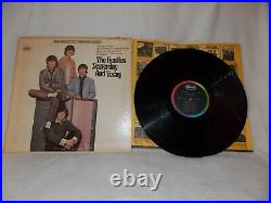 The Beatles, Yesterday And Today Butcher-Cover, Capitol St 2553, USA