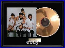 The Beatles Yesterday & Today Album Butcher Cover Rare Gold Metalized Record Lp