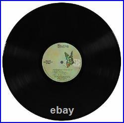 The Doors (3) Manzarek, Krieger & Densmore Signed Album Cover With Vinyl PSA