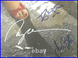 The Kinks Band Signed Album Cover (No Record) with JSA COA