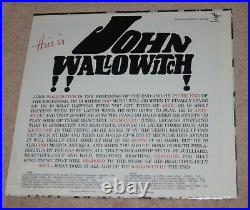 This Is John Wallowitch Andy Warhol cover NEAR MINT LP 1964 Serenus SEP-2005
