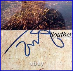 Tom Petty and the Heartbreakers Signed Southern Accents Album Cover PSA RARE