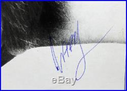 U2 (Bono, The Edge & Larry Mullen) Signed Album Cover With Vinyl PSA/DNA #AA01983