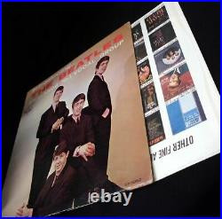 Us Original Mono WithBranck Back Cover The Beatles Introducing
