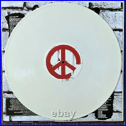 Warrior Soul Destroy The War Machine 12 vinyl BANKSY Art Cover LIMITED to 333